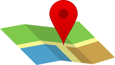 tracking map